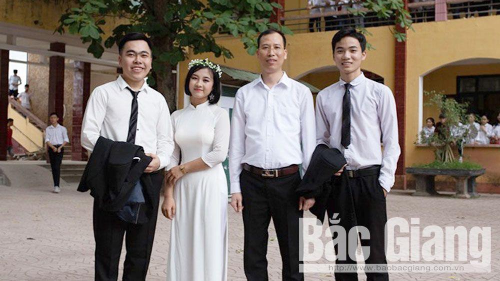 Trần Đắc Dương, Trường THPT Yên Thế: 'Quán quân' môn Toán